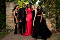 Sariyah Graham and Friends Prom